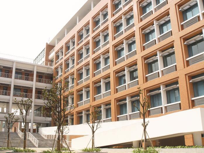 广州华南理工大学工程效果