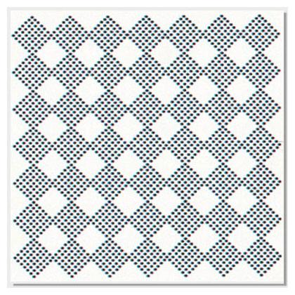 49格花孔彩鋁板