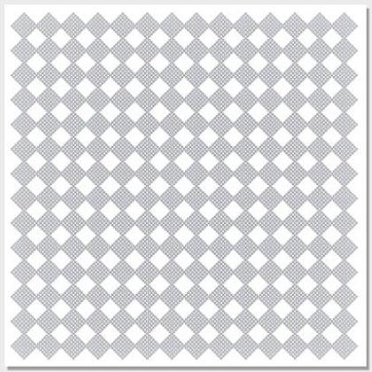 14格花衝孔彩鋁板