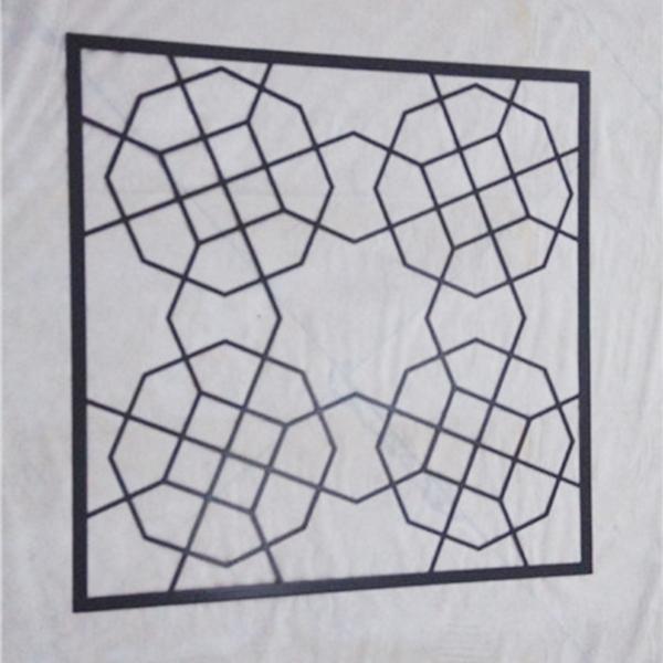 鋁合金雕花板方型板