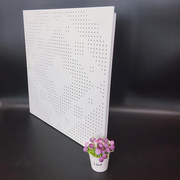 碎花孔彩鋁板