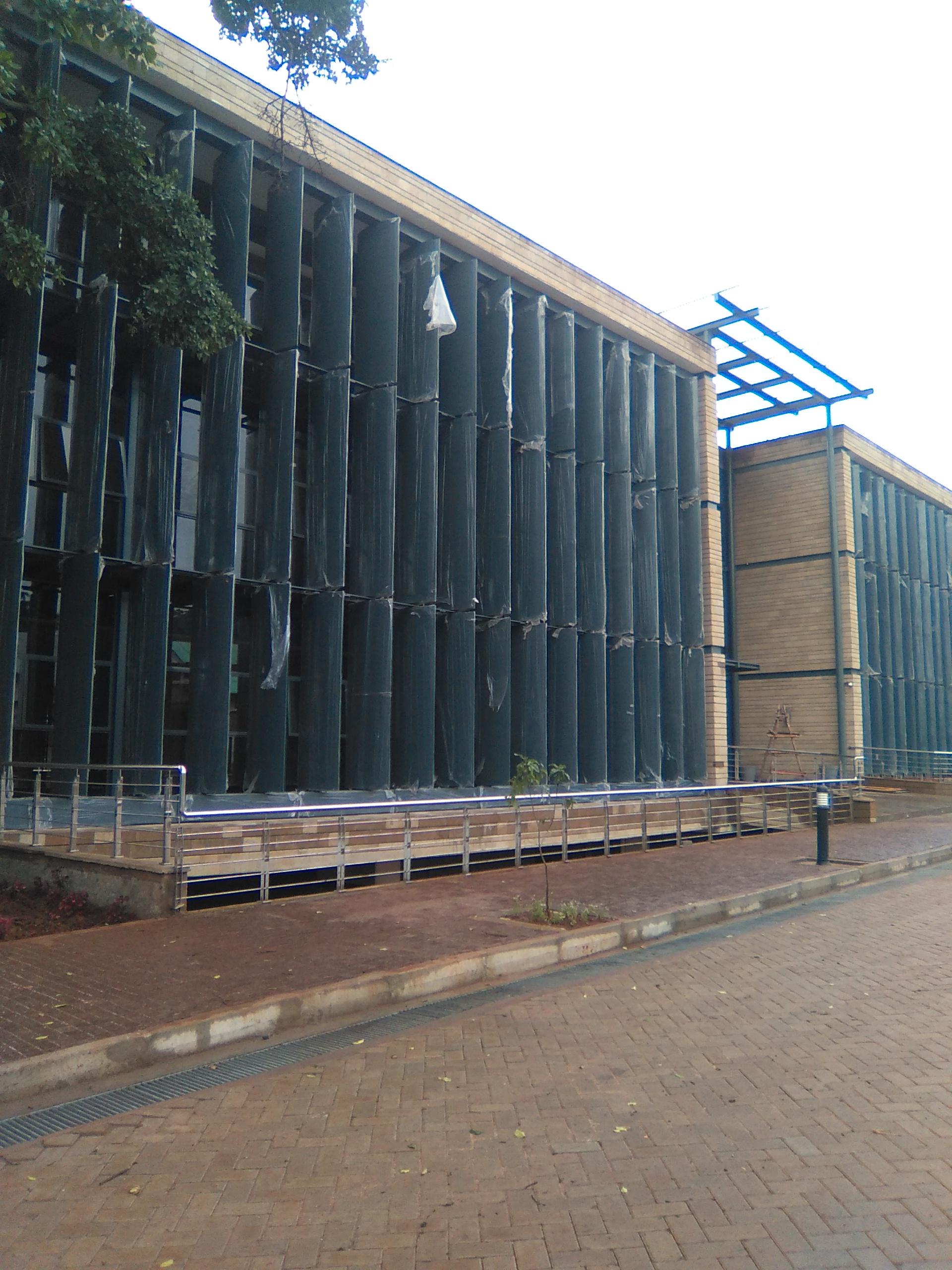 非洲百叶工程