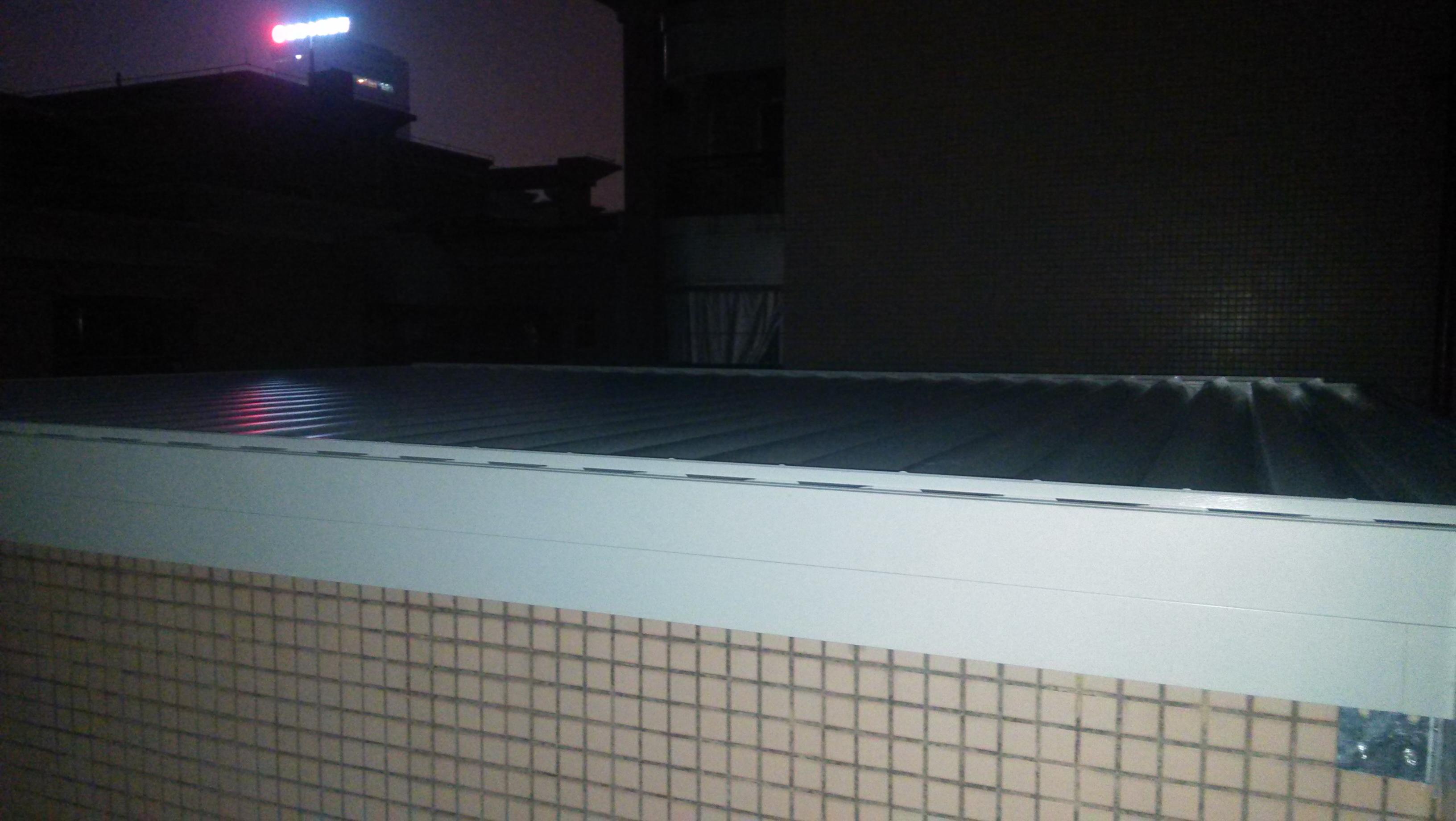 Liya Court waterproof louver