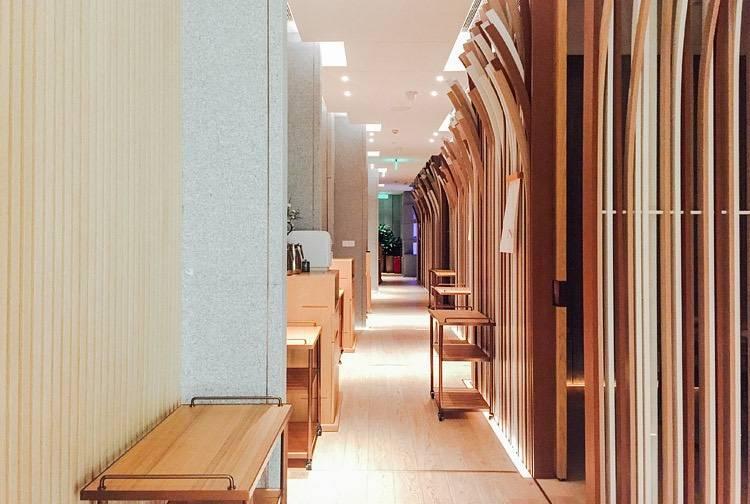 上海金虹橋國際中心 聚酒鍋餐廳