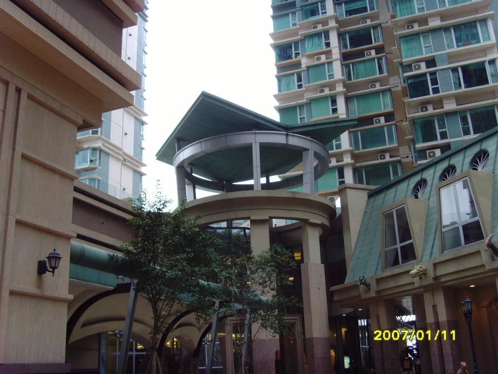 香港宇晴軒屋苑