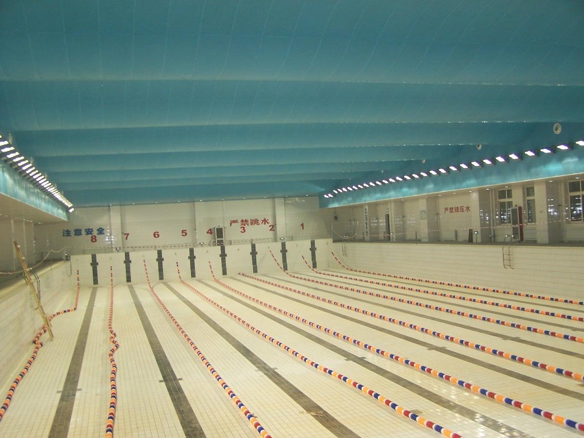 北京奧運會遊泳訓練館