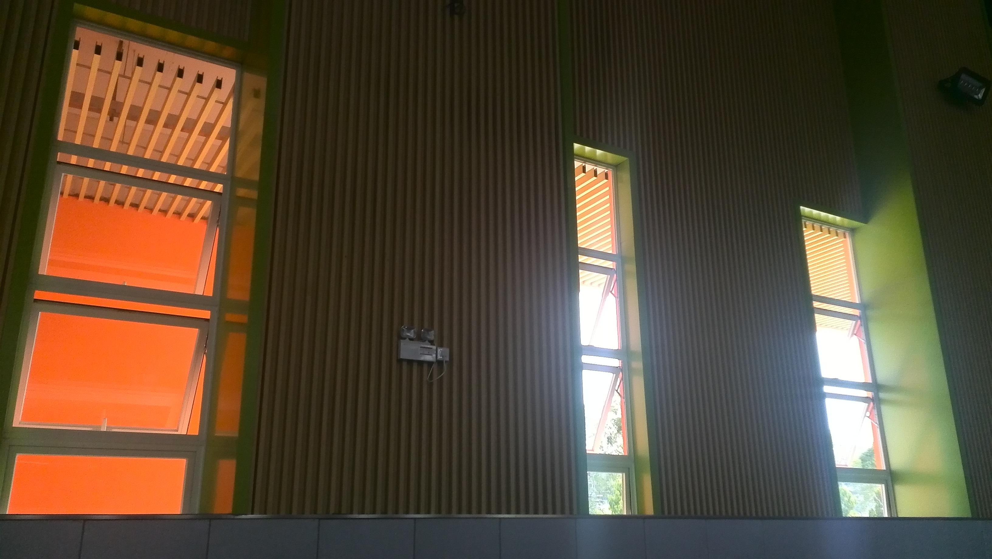 佛山道爾頓小學體育館