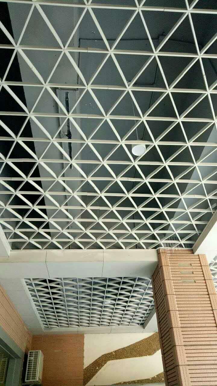 三角格柵工程圖