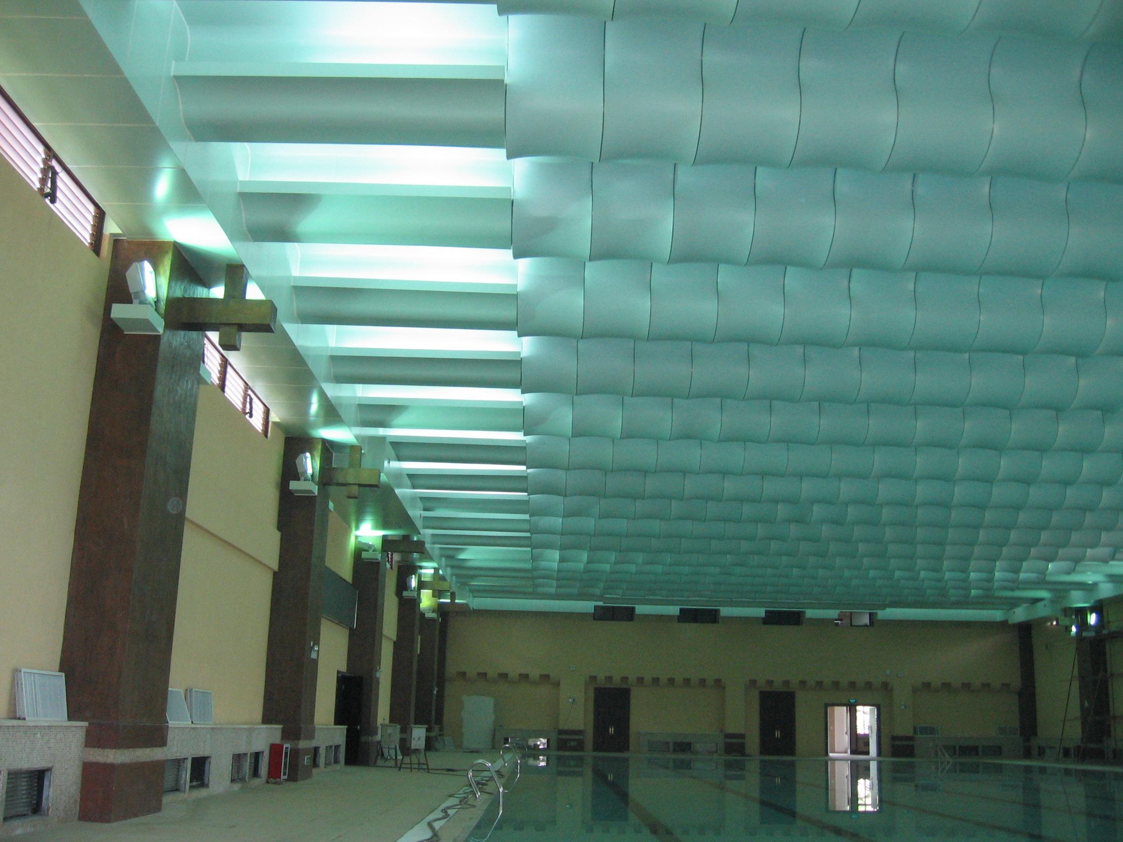 松園賓館游泳館
