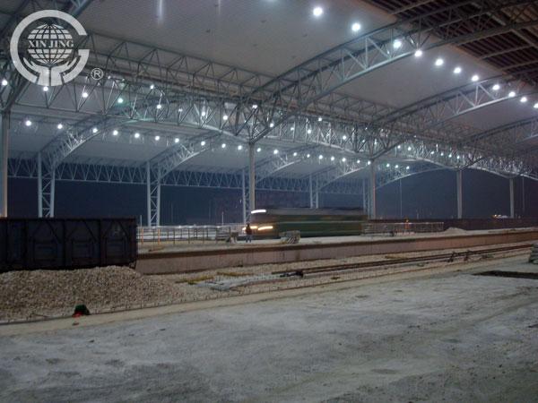安徽阜陽火車站