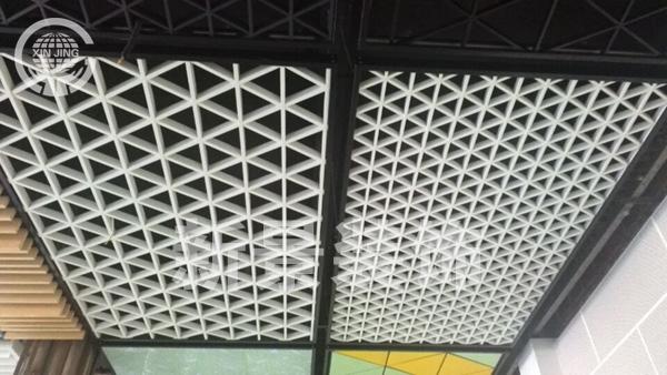 三角格柵係列