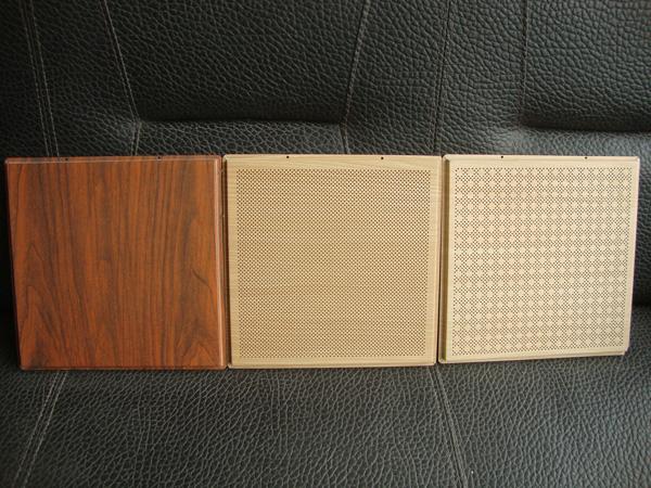 Wood grain printing series