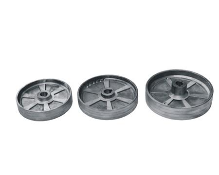 Trimming wheel