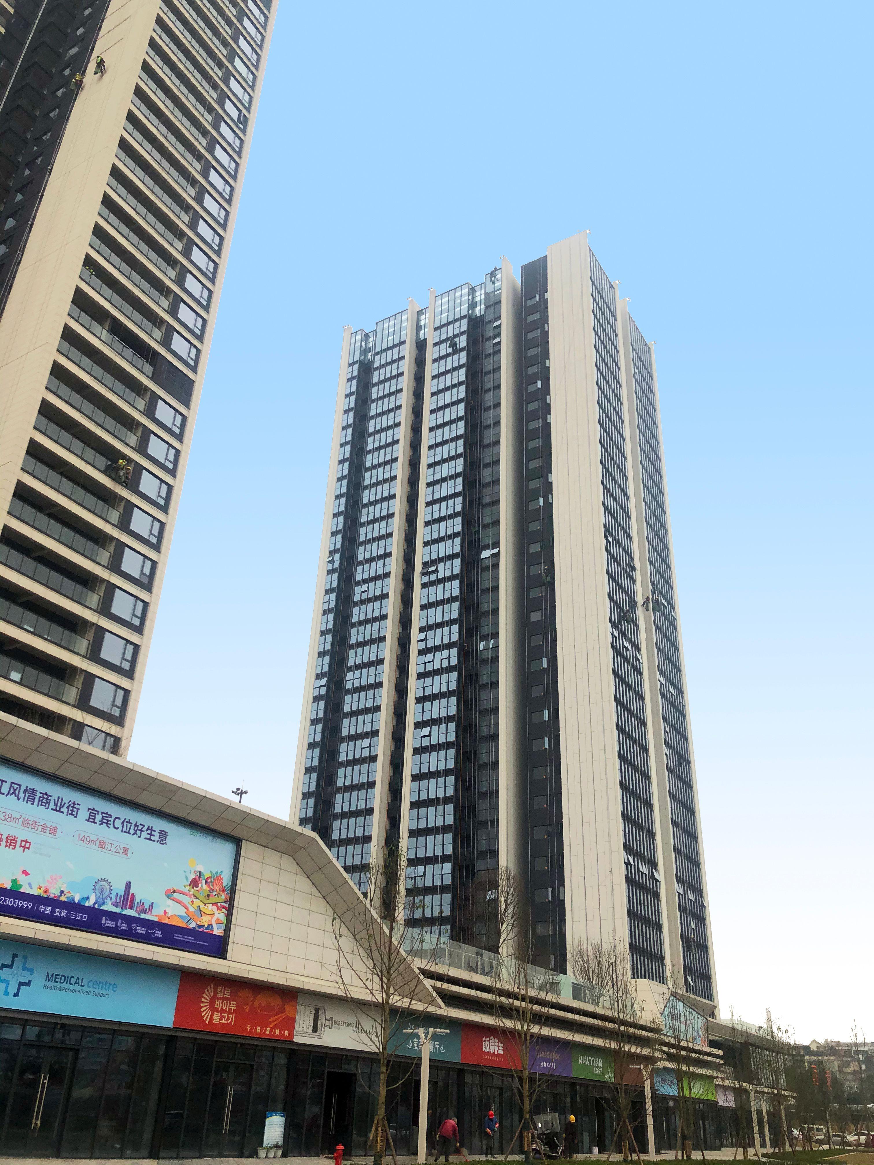 三江口CBD中央商务区
