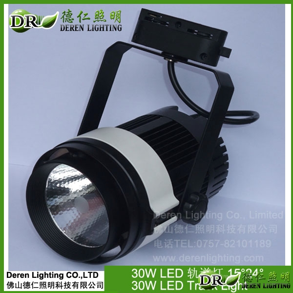 30W LED Track Lighting CREE LEDs