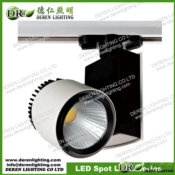 20W/30WLED Track Spot Light-DR-SP20-30WD