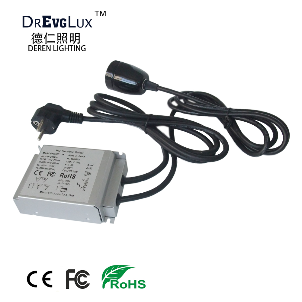 35W Electronic Ballast with EURO Plug