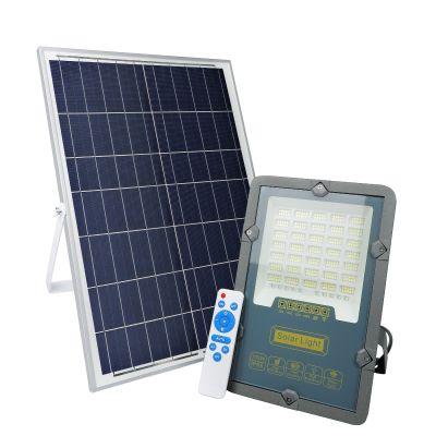 30W/50W/100W/200W/300W LED SOLAR FLOOD LIGHTS