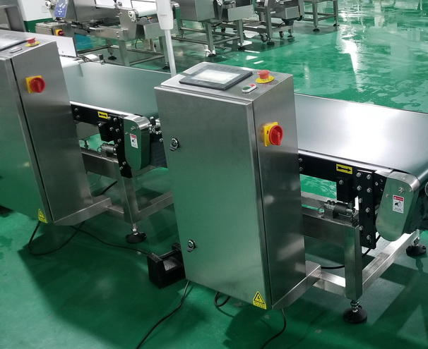 SW500-D80/600-D80/700-D80 Heavy Duty Checkweigher for food/poultry/meat/rice/flour