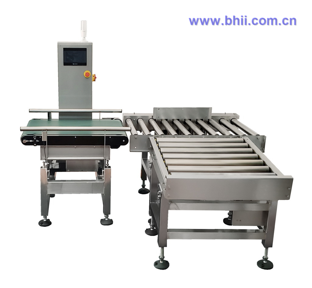 Heavy Duty Roller Conveyor with Air Pusher