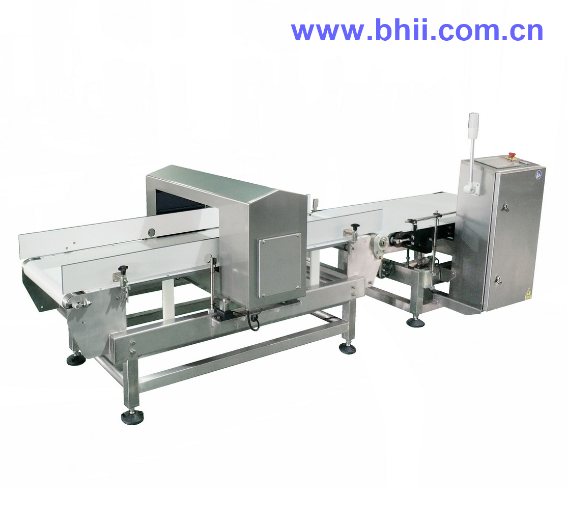 Heavy Duty Combo - Metal Detector and Checkweigher