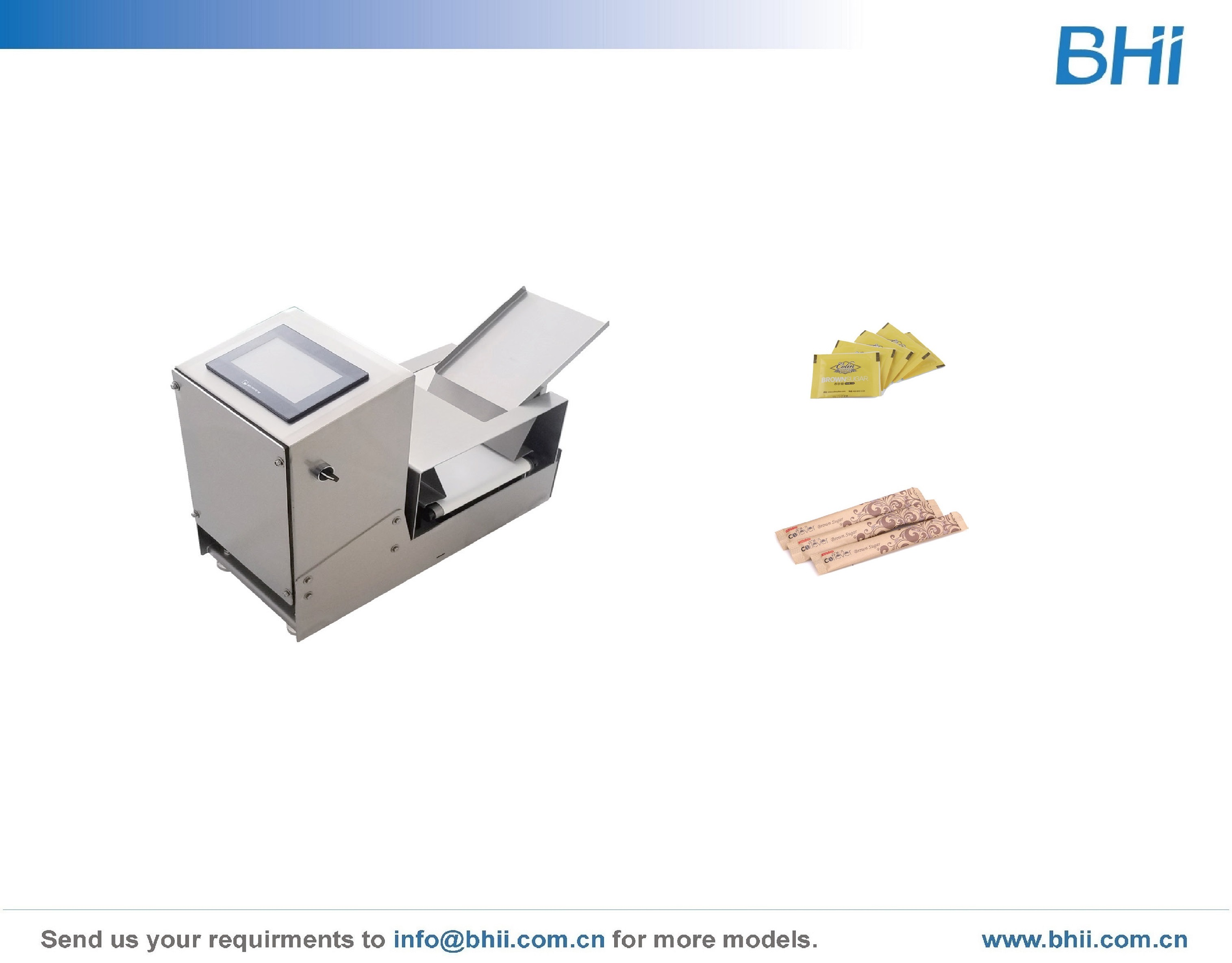 CW200 Single Platform Checkweigher