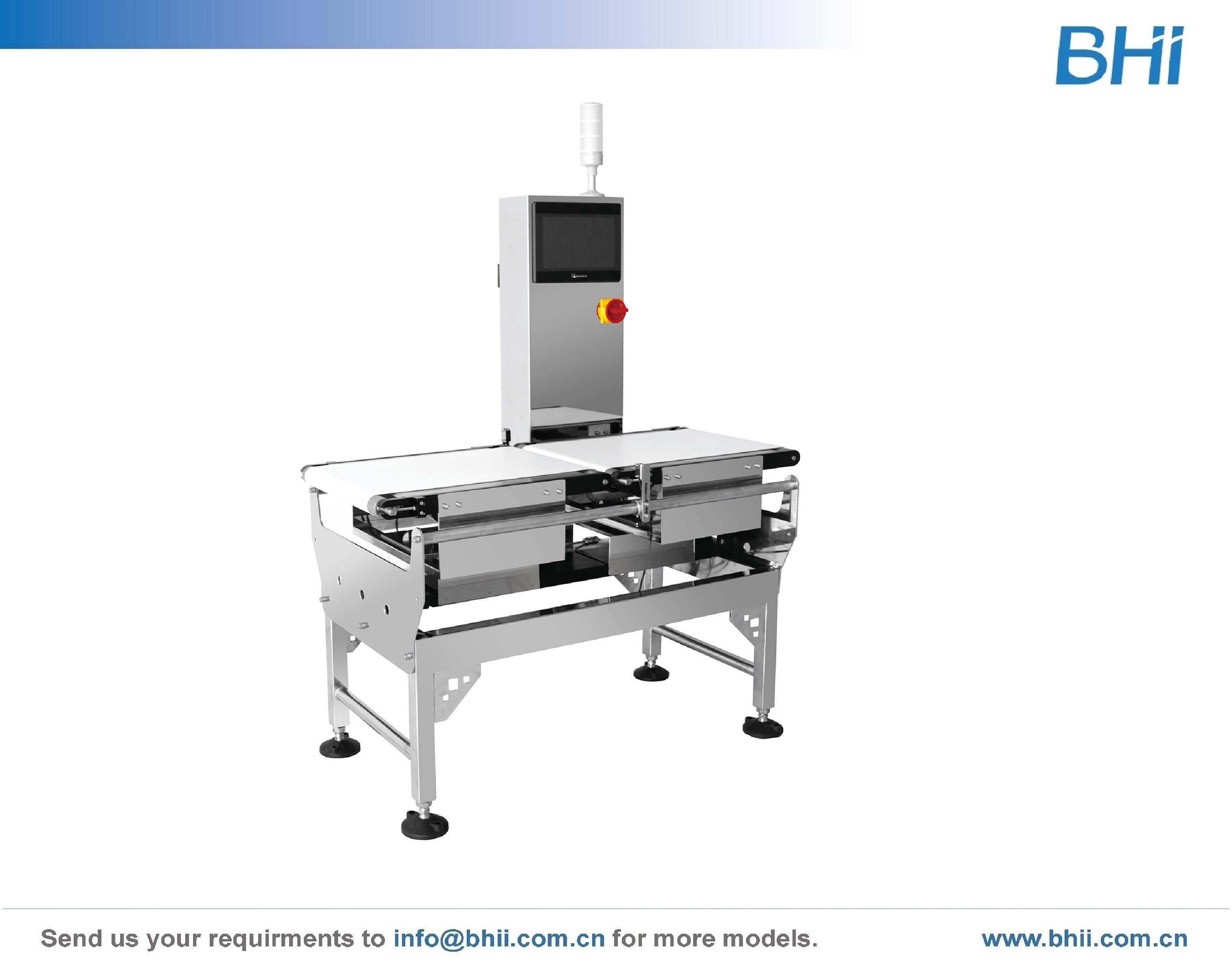 SW360/450-D40  Checkweigher