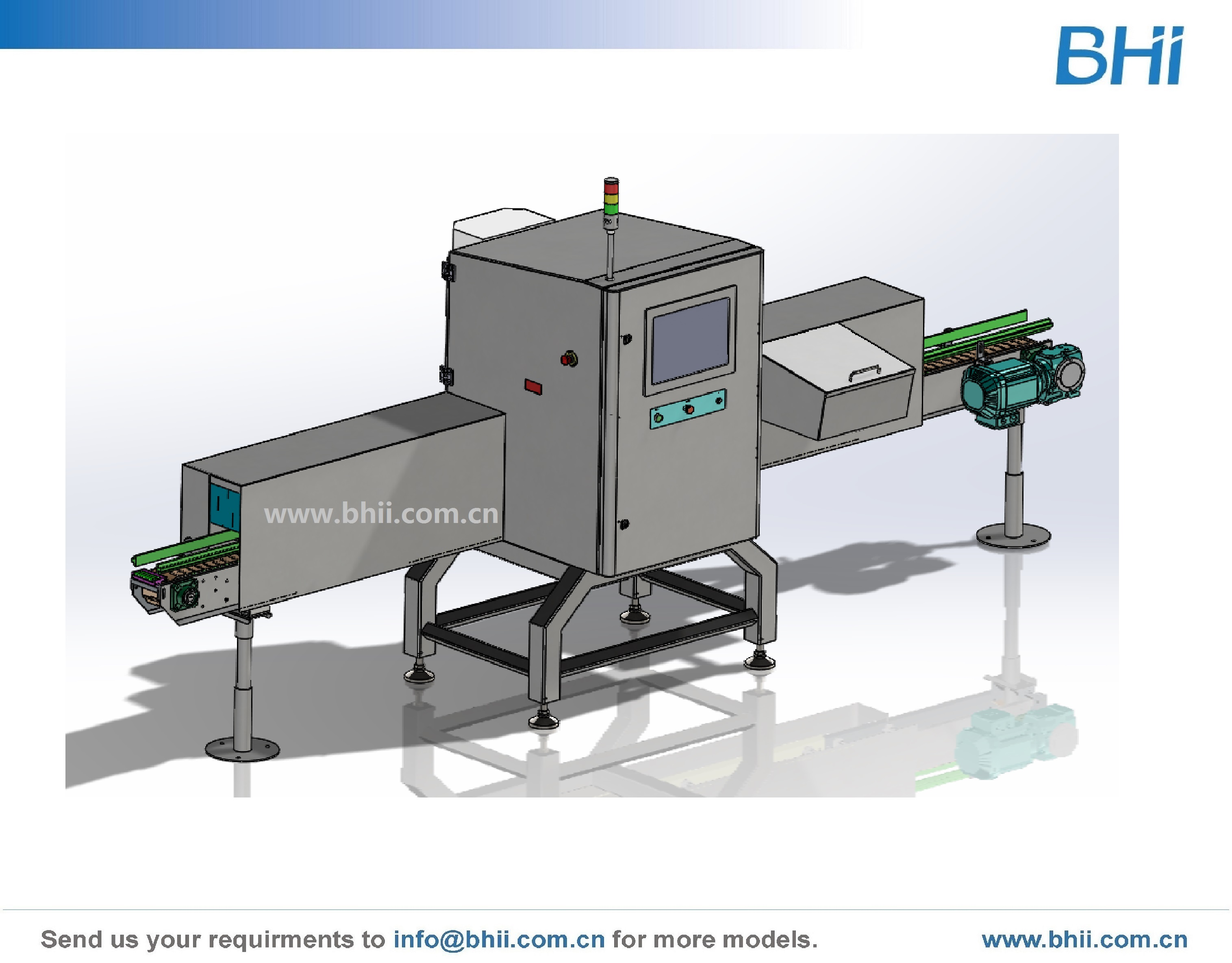 Side-Beam X-ray Inspection System