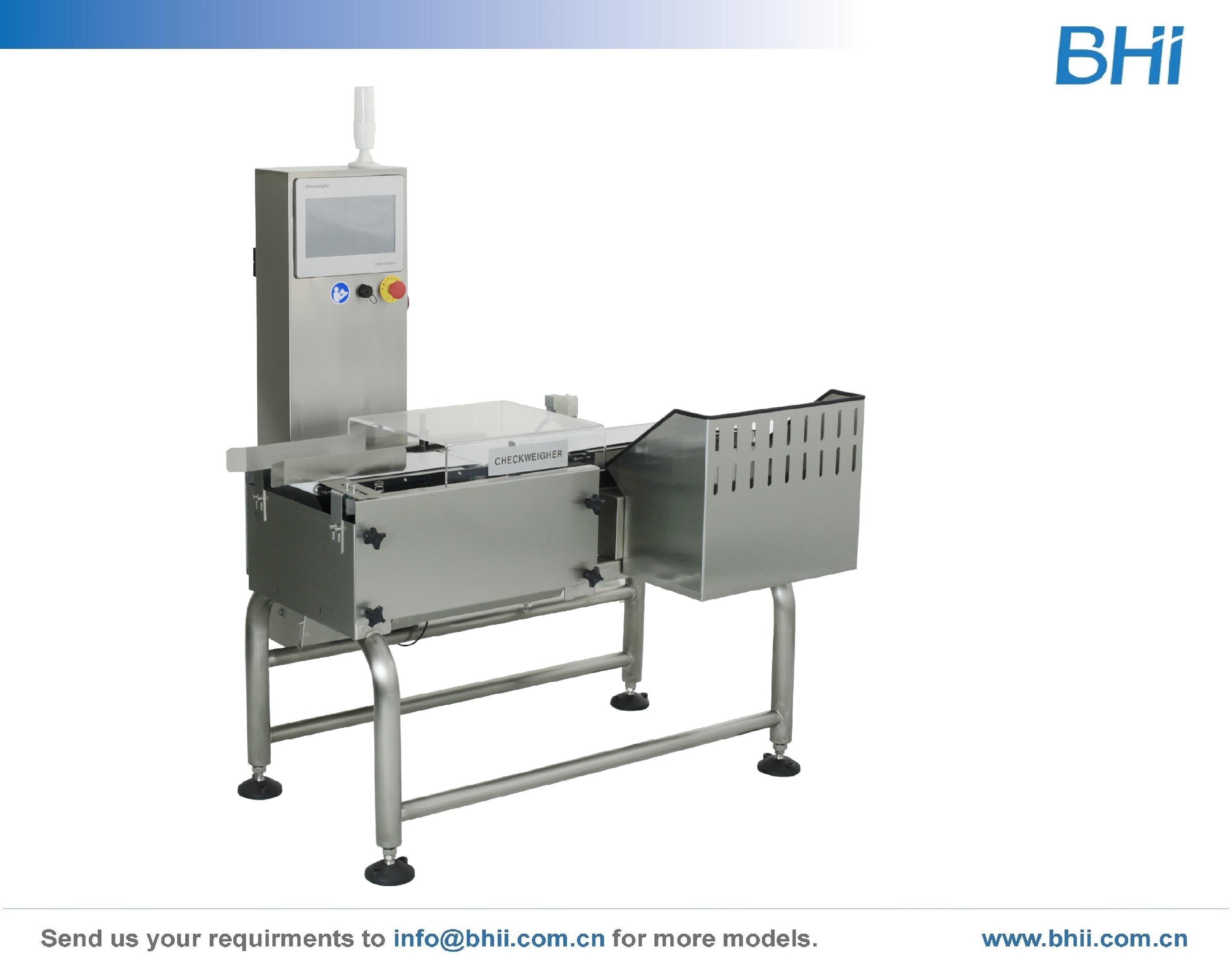 SW150/220-D20 Checkweigher