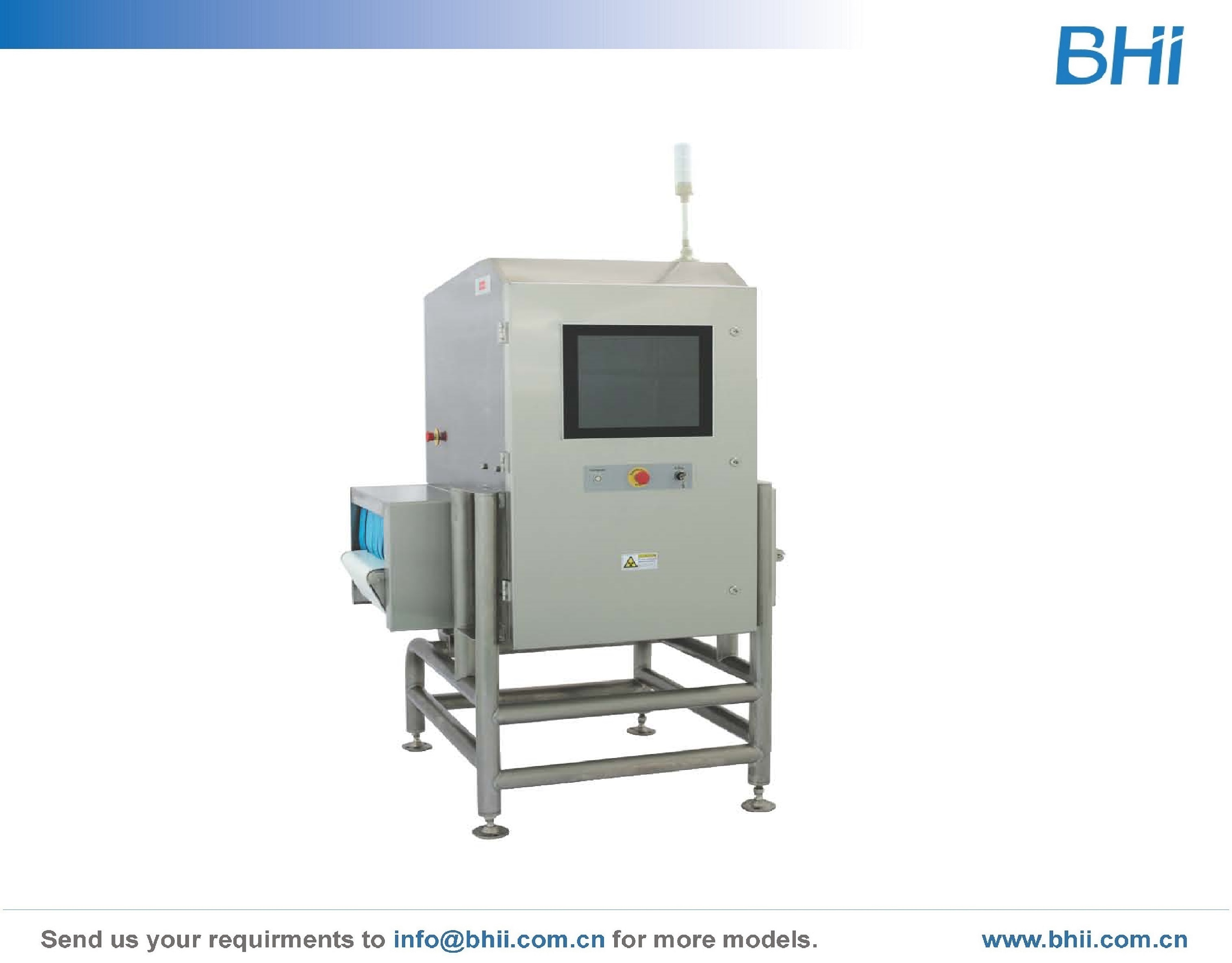 Bulk Product X-ray Inspection Systm
