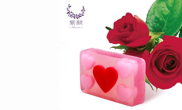 精油皂-五颗心精油皂