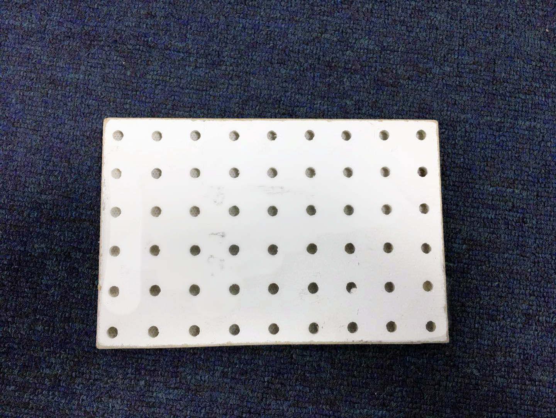 穿孔硅钙吸音板