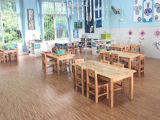 文船幼儿园课室