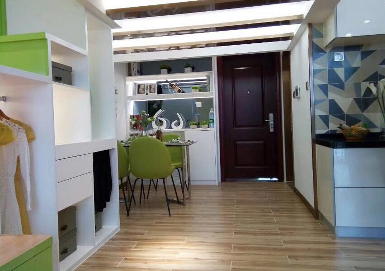 汇翠公馆-公寓3-46方-现代