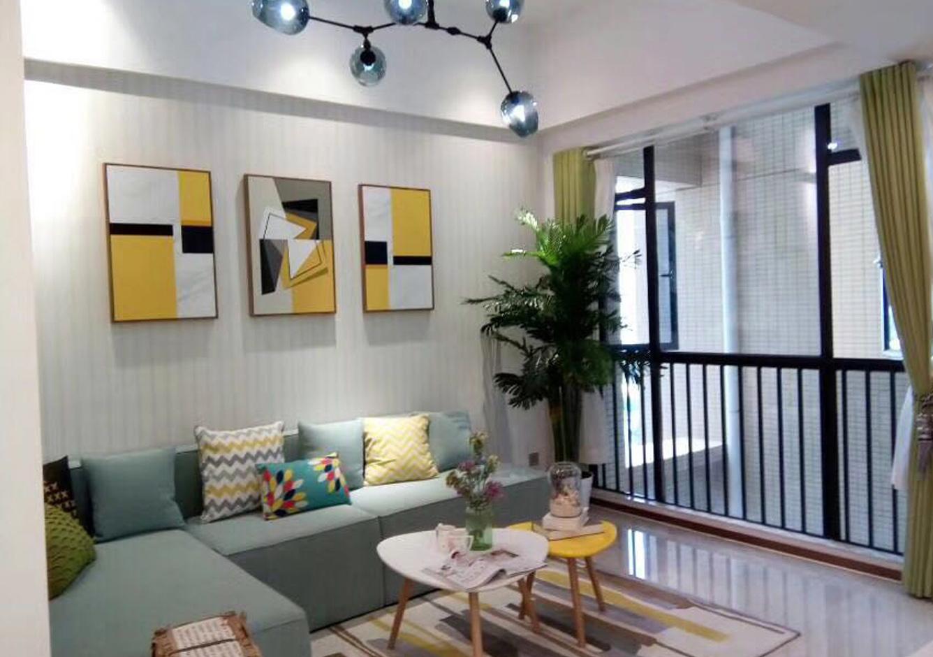 汇翠公馆-公寓4-46方-现代