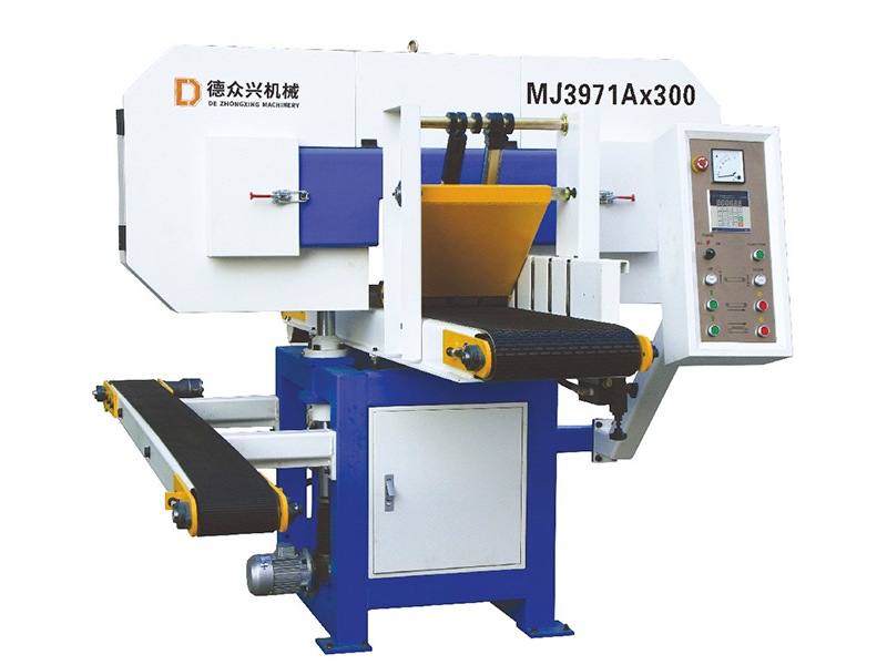 MJ3971AX300卧式带锯
