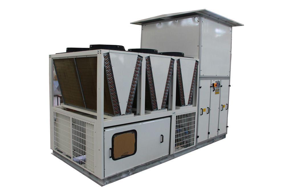 一体机式空调机组