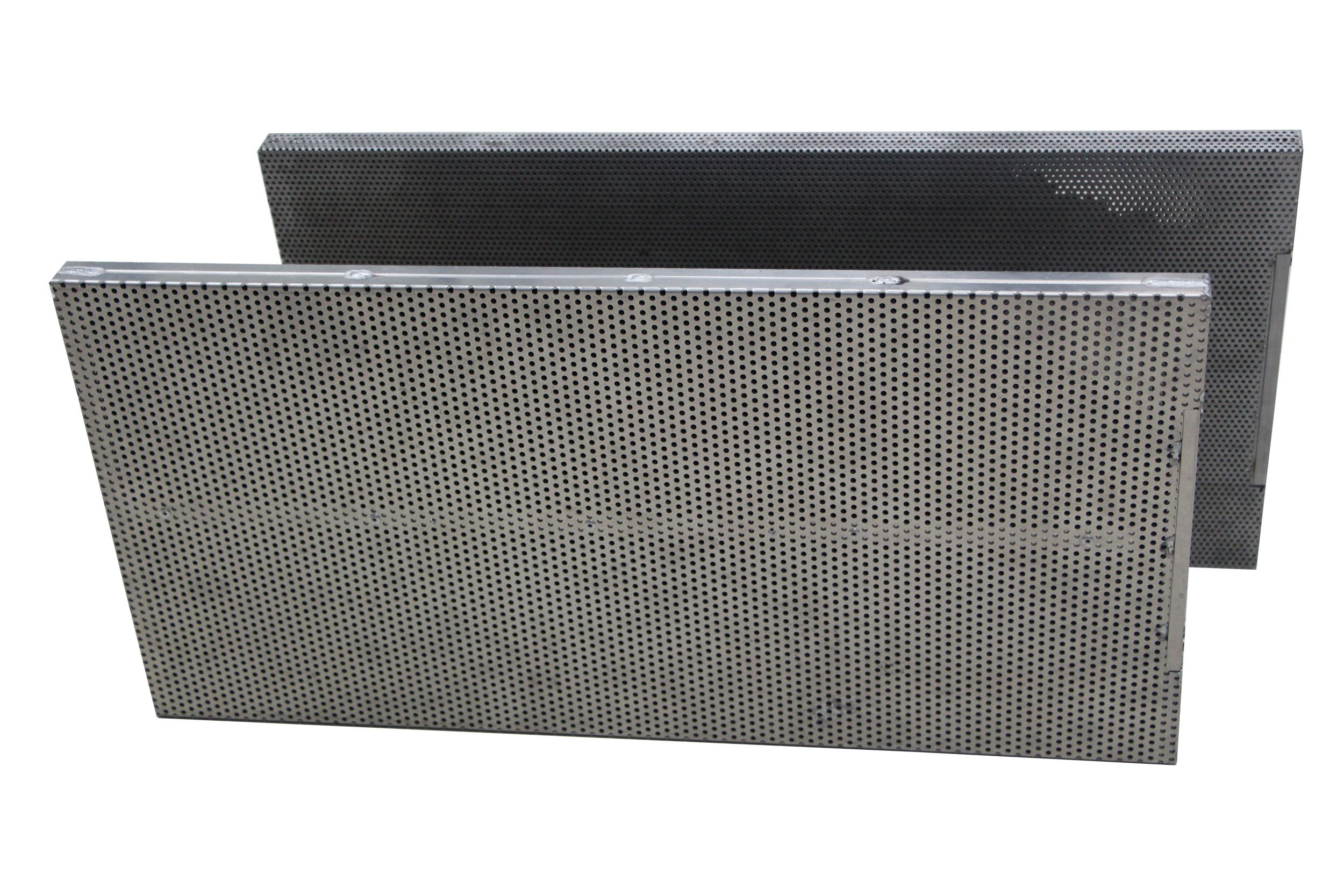 Carbon Tray Chemical Filter
