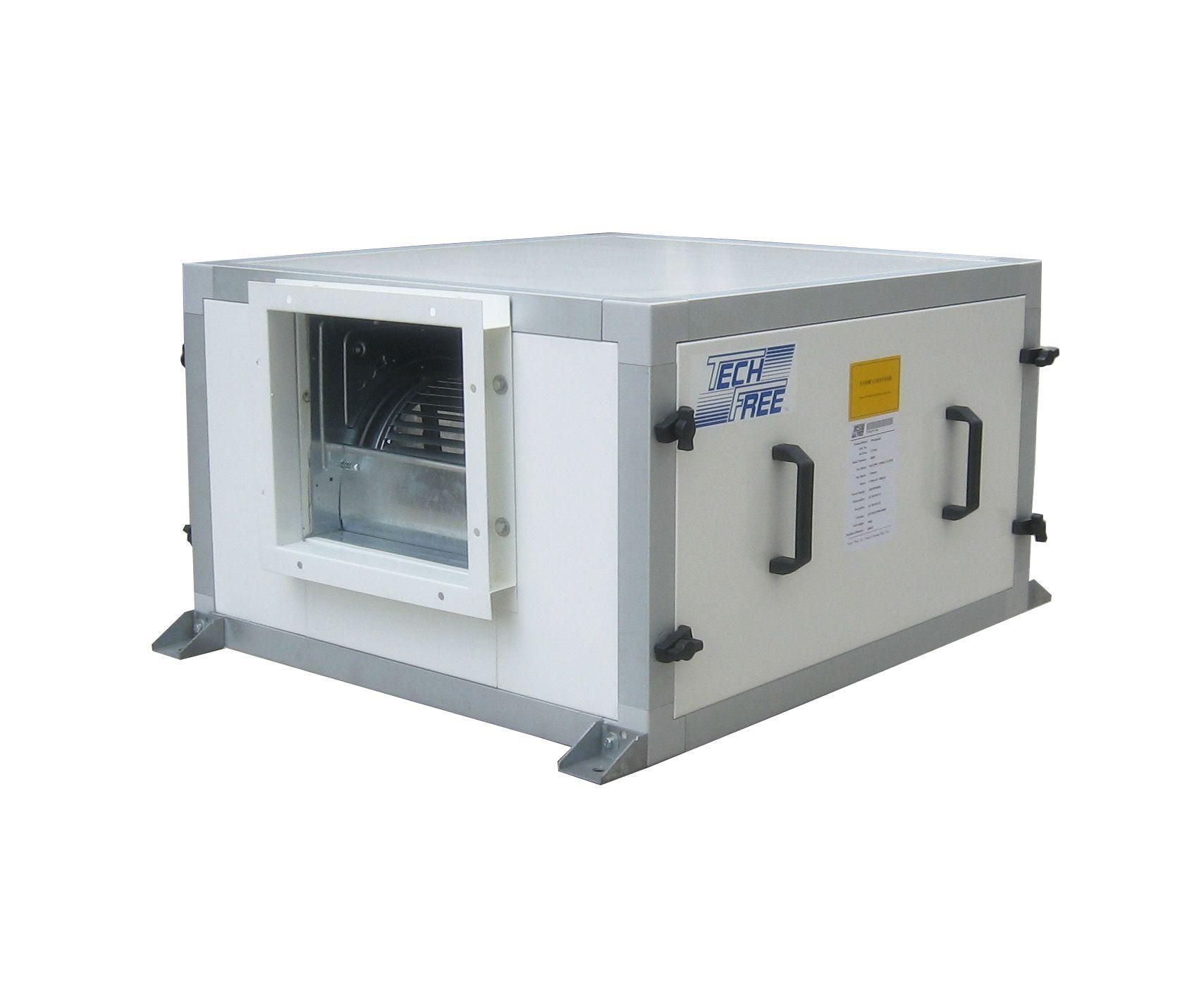 Fresh/Exhaust Air Unit (TFF)