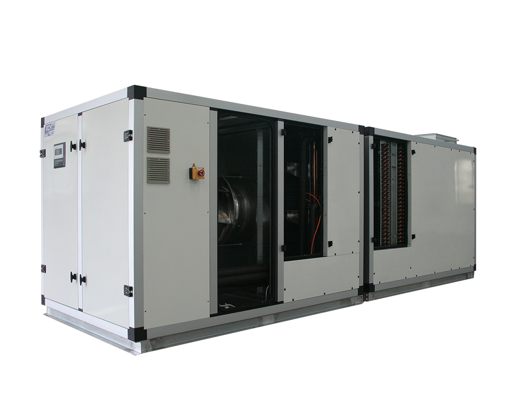 Dual System Heat Recovery Unit