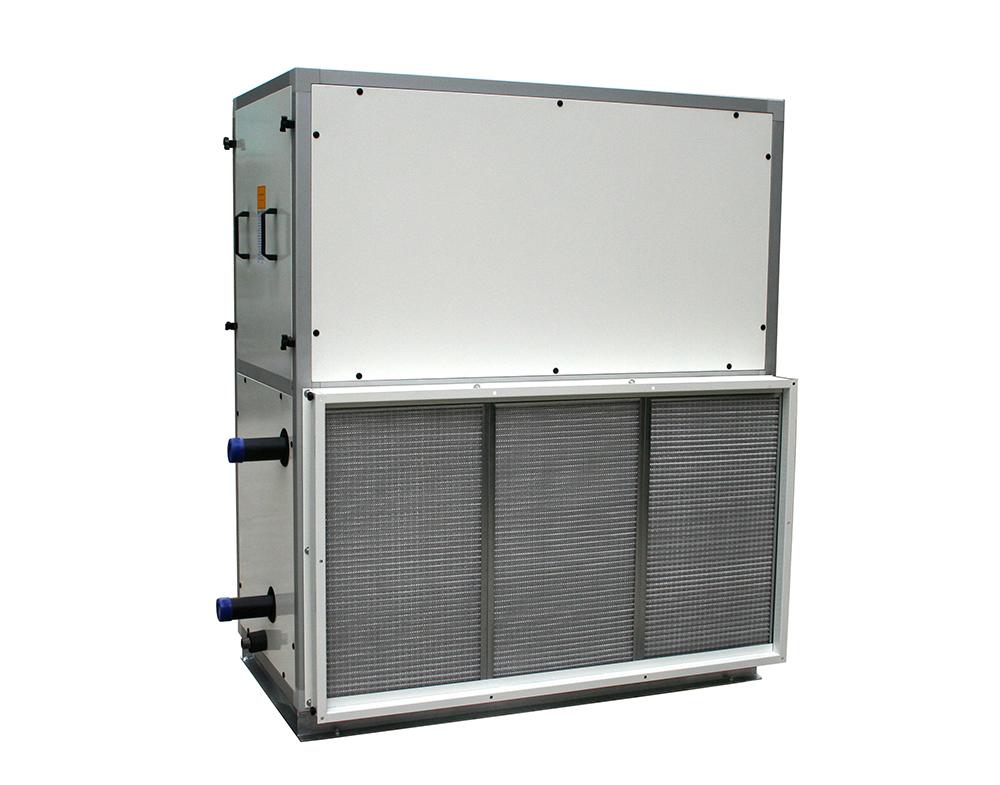 立式冷水风柜