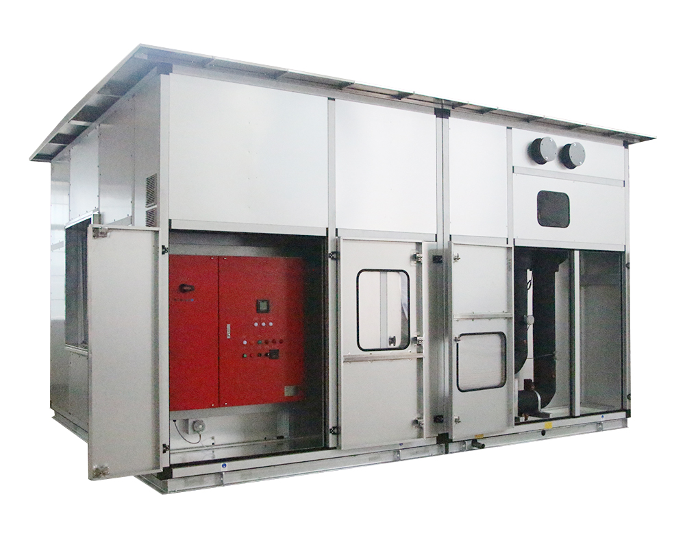 Integrated Air Handling Unit