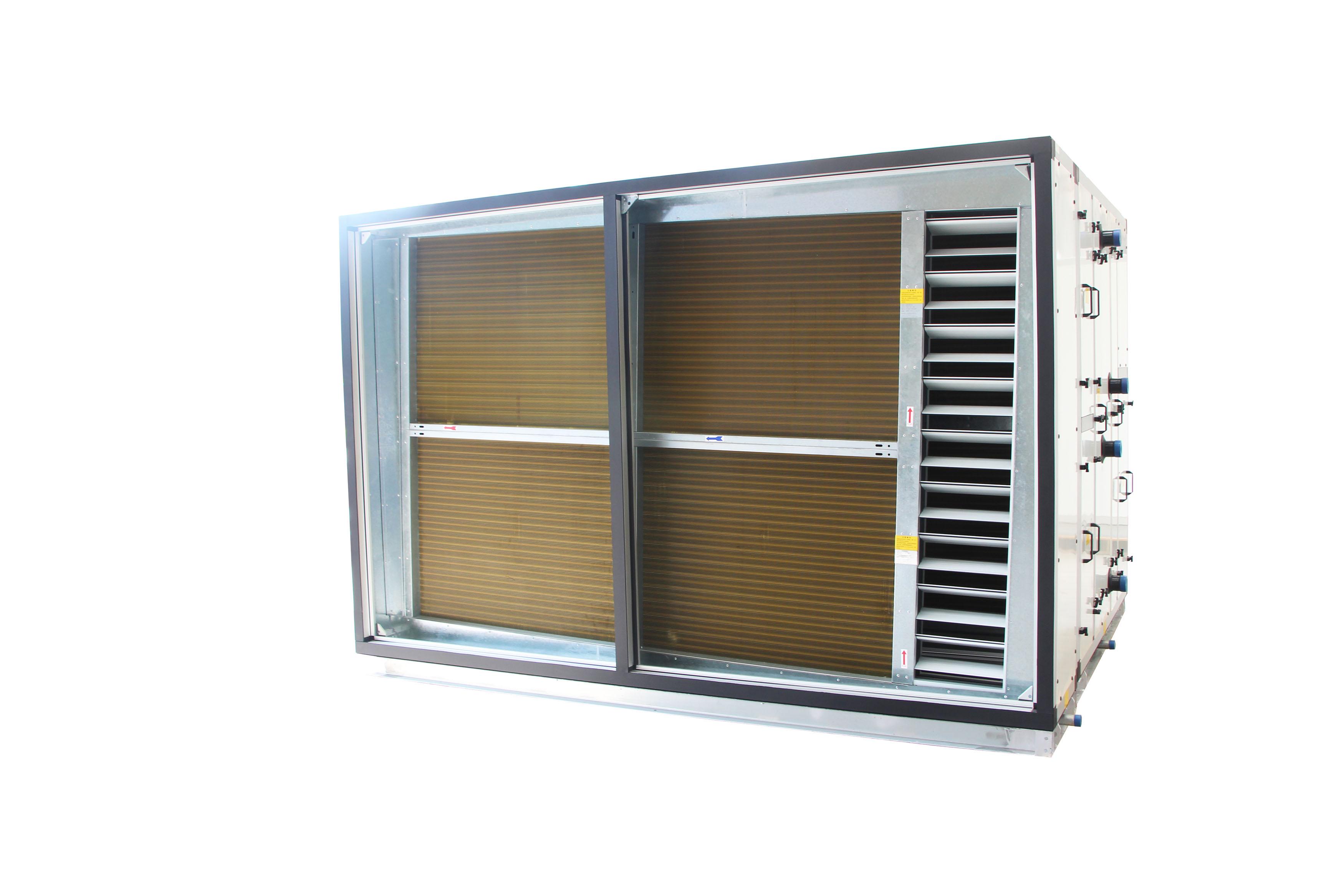 直板热回收型热管机组