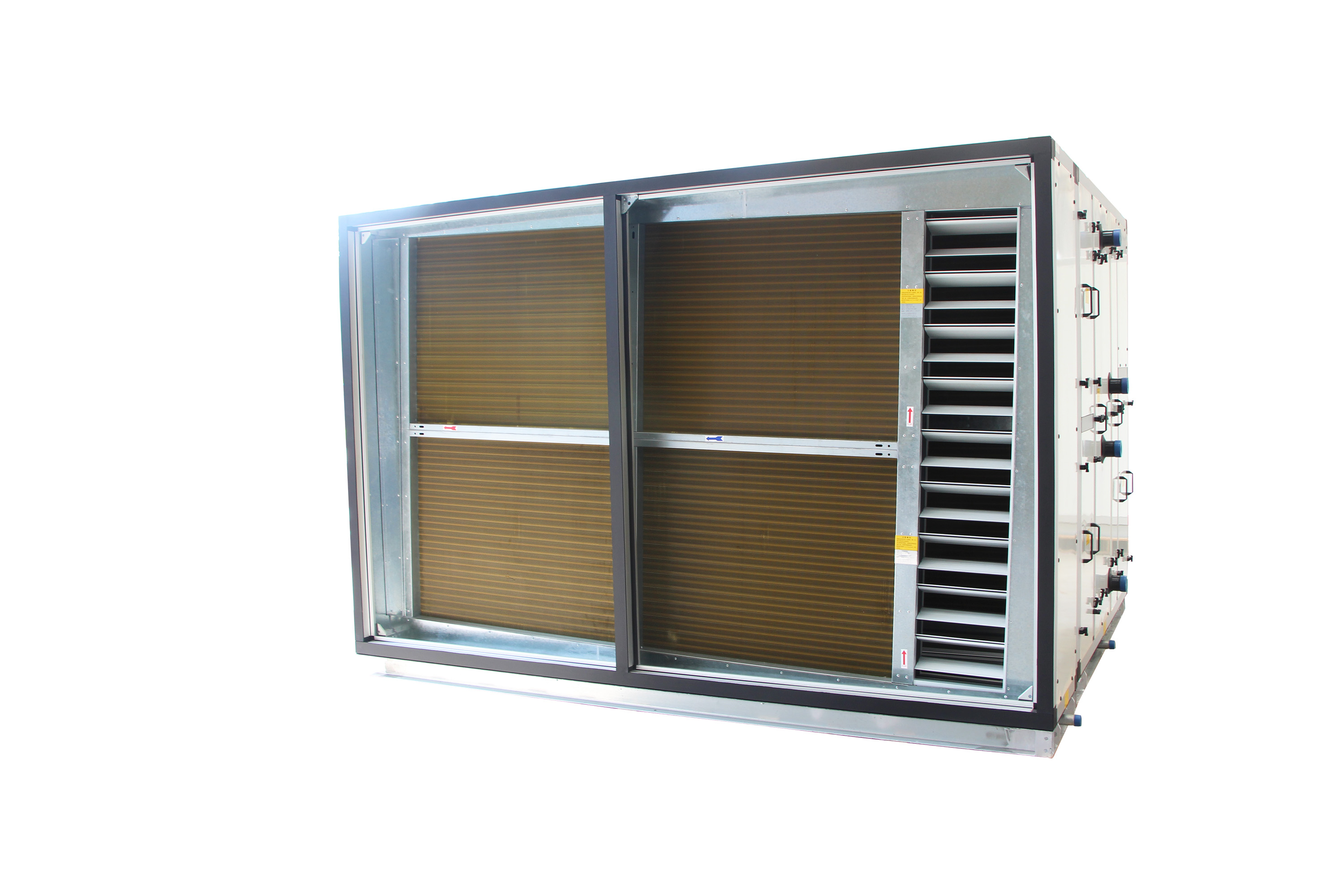 Heat Recovery Type Heat Pipe Unit