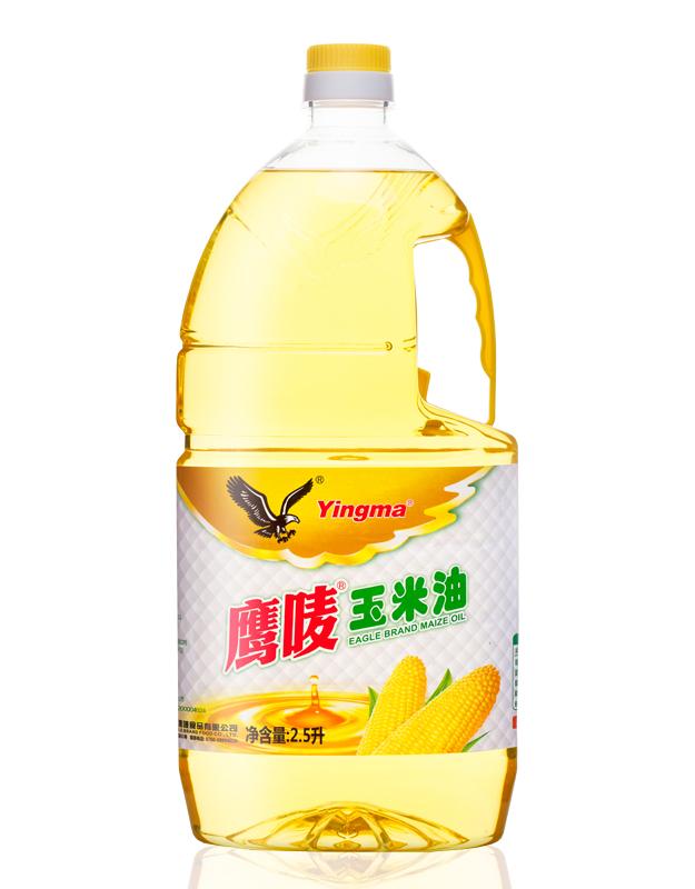 2.5升玉米油