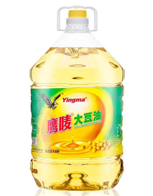 6.8升大豆油