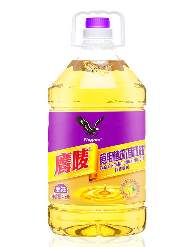 4.5升食用植物调和油(烹饪)