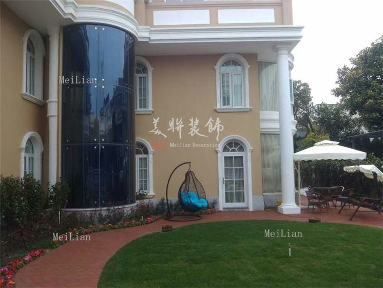 上海閔行區 張董別墅