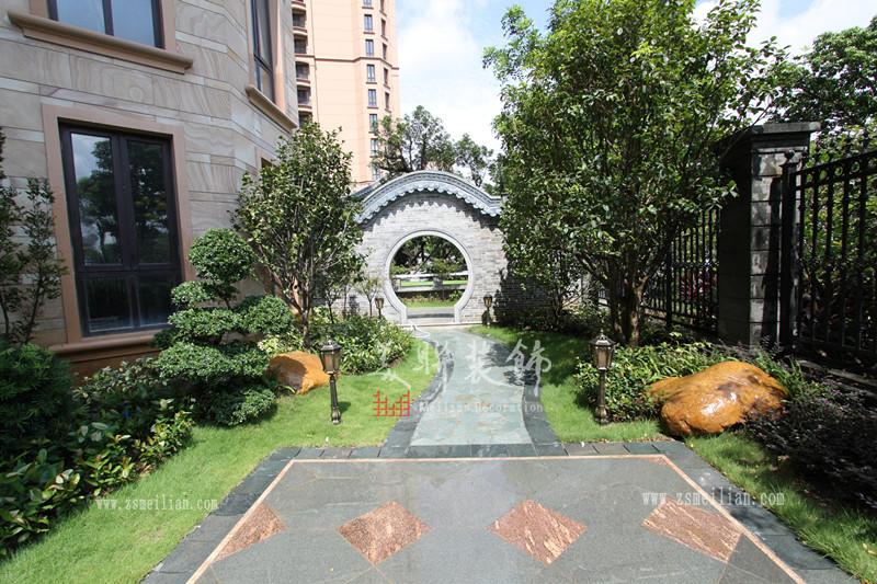 星河灣四期花園