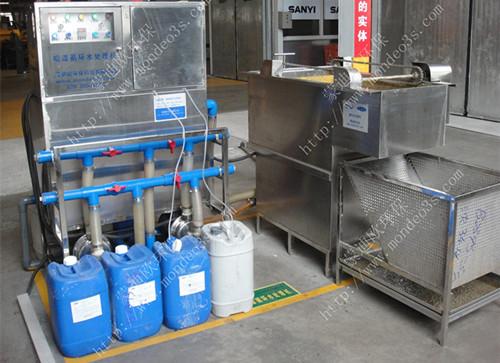 喷漆废水处理设备工艺未来发展前景
